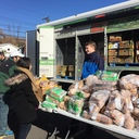 Mobile Food Pantry at St. Mary's Church